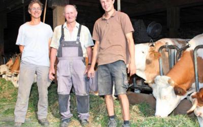 Kirchheimer Demeter-Landwirte wollen Stück Land gesund weitergeben